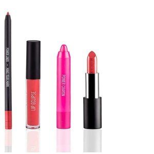 Sigma Beauty Make Your Pout Lip Set (New In Box)